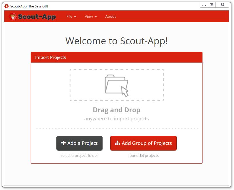 Scout Screenshot